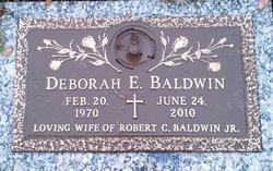 Deborah Ellen <i>Schultz</i> Baldwin