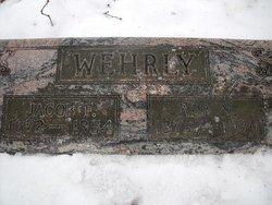 Ada May <i>Van Camp</i> Wehrly
