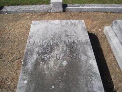 Emma <i>King</i> Barge