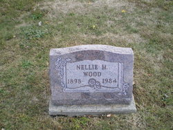 Nellie M <i>Northup</i> Wood