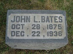 John L Bates