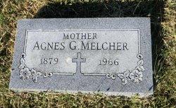 Agnes G <i>Burke</i> Melcher