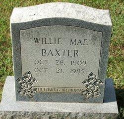 Willie Mae Baxter