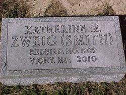 Katherine Melissa <i>Smith</i> Zweig