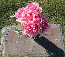 Coleman Cleo Curley Summers