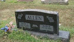 Ruth S <i>Archer</i> Allen