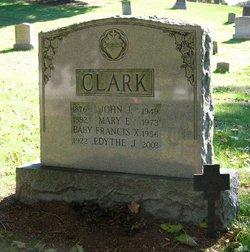 Mary E Clark