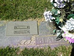 Henry Earl Blalock