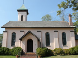 Martins Brandon Episcopal Church Cemetery