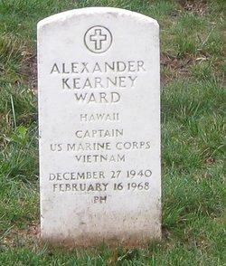 Capt Alexander Kearney Ward