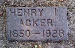 Henry F Acker