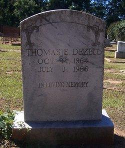 Thomas Evan Dezell