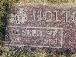 Josephine <i>Anderson</i> Holtgren