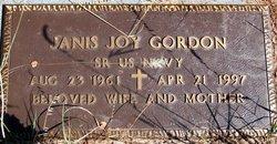 Janis J. Gordon