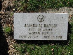 James Marvin Baylie