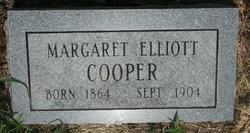 Margaret Lois <i>Elliott</i> Cooper