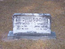 Nancy Bryant Dawson