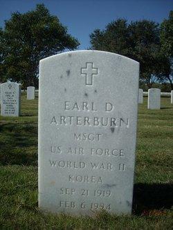 Earl D Arterburn