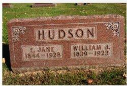 Elizabeth Jane <i>Morlan</i> Hudson