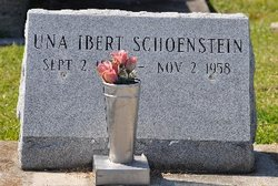 Una Francis <i>Ibert</i> Schoenstein