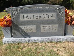 Maden Amos Patterson