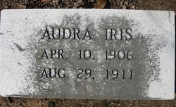 Audra Iris Davis