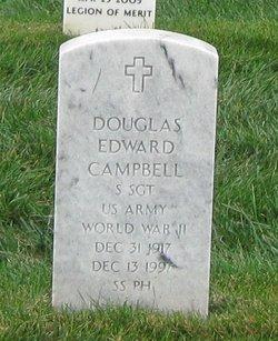 Douglas Edward Campbell