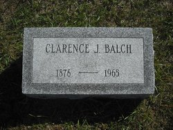 Clarence James Balch