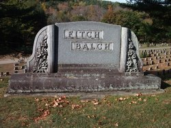 Nora A. <i>Balch</i> Fitch