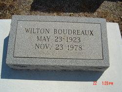 Wilton Joseph Sonny Boudreaux