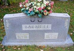 Hannah <i>Honeycutt</i> Barnett