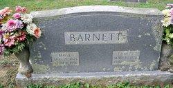 Phoebe <i>Bennett</i> Barnett