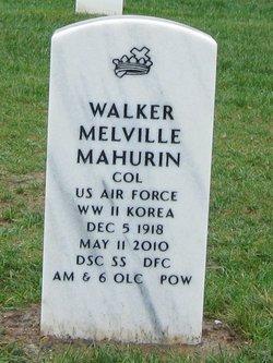 Walker Melville Bud Mahurin