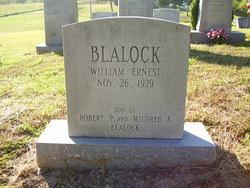William Ernest Blalock