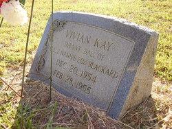Vivian Kay Blalock Blackard