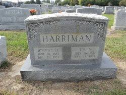 Joseph Franklin Harriman, Sr