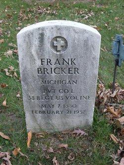 Frank Bricker