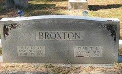 Porter O. Broxton
