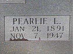 Pearlie L. <i>Sasnett</i> Broxton