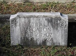 Etta J. Broxton