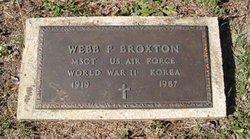 Webb P. Broxton