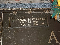 Eleanor Jean <i>Blackerby</i> Amos