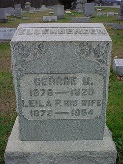 Leila Pearl <i>Schlemmer</i> Ellenberger