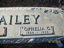 Ophelia <i>Glenn</i> Bailey