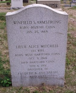 Lillie Alice <i>Mitchell</i> Armstrong