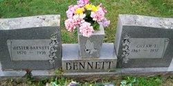 Hester <i>Barnett</i> Bennett