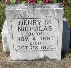 Henry M. Nicholas