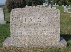 Allie <i>Rodes</i> Eaton