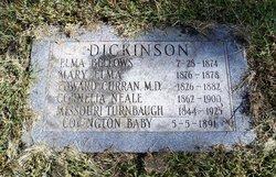 Missouri <i>Turnbaugh</i> Dickinson