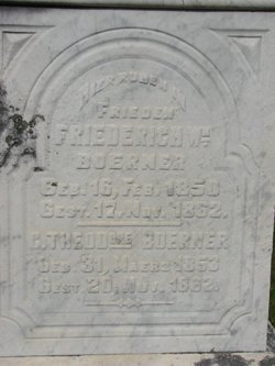 Friederich William Boerner